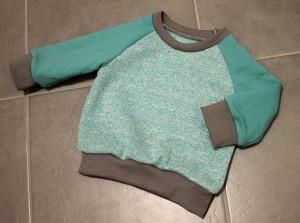 Babypullover_mint