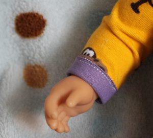 Puppenbody_rechter Arm